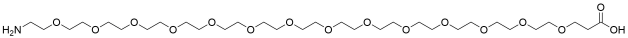 Amino-PEG14-acid