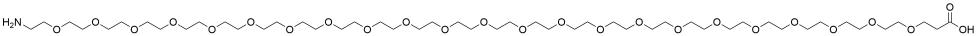 Amino-PEG23-acid