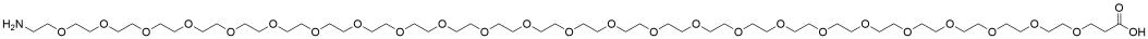 Amino-PEG25-acid