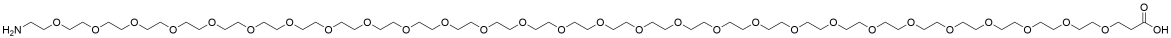 Amino-PEG28-acid