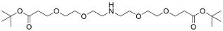 NH-bis(PEG2-t-butyl ester)