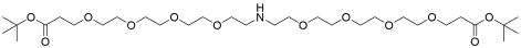 NH-bis(PEG4-t-butyl ester)