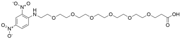 DNP-PEG6-acid