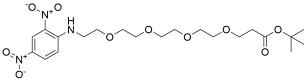 DNP-PEG4-t-butyl ester