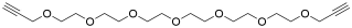 Bis-propargyl-PEG7