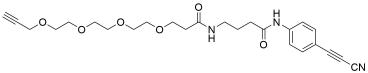 APN-C3-PEG4-alkyne