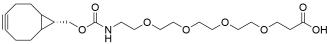 endo-BCN-PEG4-acid