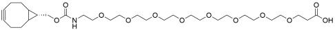 endo-BCN-PEG8-acid