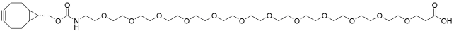 endo-BCN-PEG12-acid
