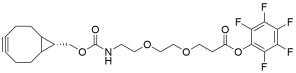 endo-BCN-PEG2-PFP ester