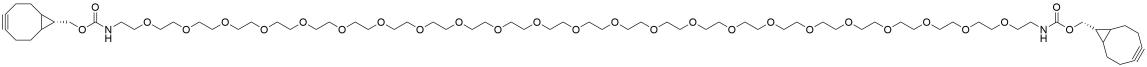 bis-PEG23-endo-BCN