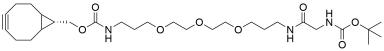 Boc-Gly-PEG3-endo-BCN