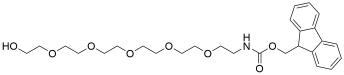 5,8,11,14,17-Pentaoxa-2-azanonadecanoic acid, 19-hydroxy-, 9H-fluoren-9-ylmethyl ester
