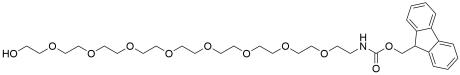 5,8,11,14,17,20,23,26-Octaoxa-2-azaoctacosanoic acid, 28-hydroxy, 9H-fluoren-9-ylmethyl ester