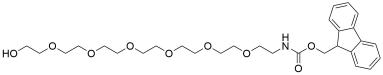 5,8,11,14,17,20-Hexaoxa-2-azadocosanoic acid, 22-hydroxy, 9H-fluoren-9-ylmethyl ester