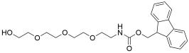 5,8,11-Trioxa-2-azatridecanoic acid, 13-hydroxy, 9H-fluoren-9-ylmethyl ester