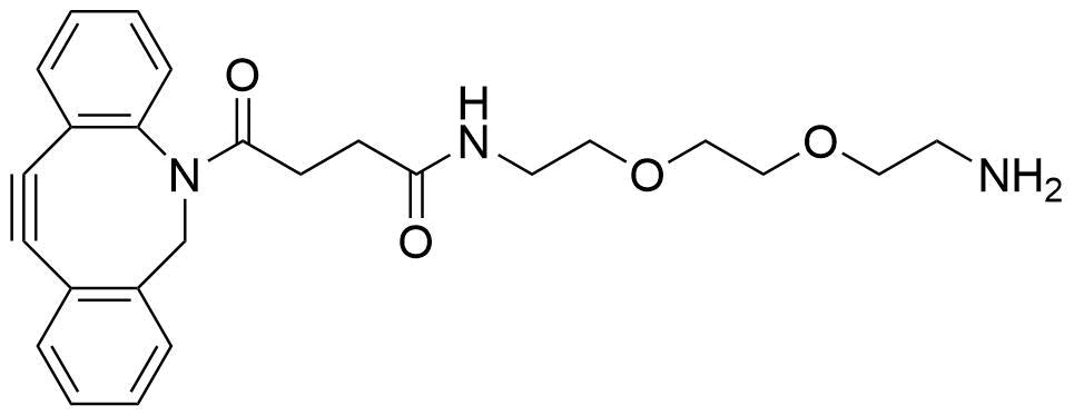 DBCO-C4-PEG2-amine