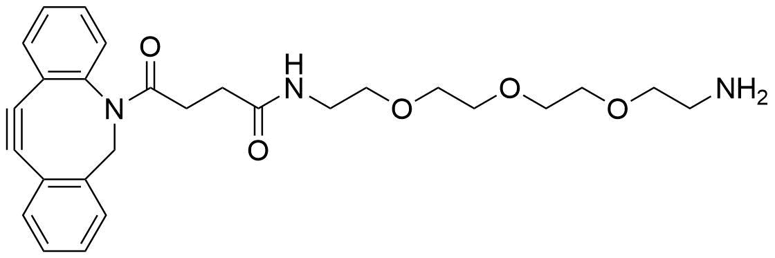 DBCO-C4-PEG3-amine